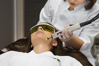 Лазерное омоложение кожи в клинике Telo's Beauty
